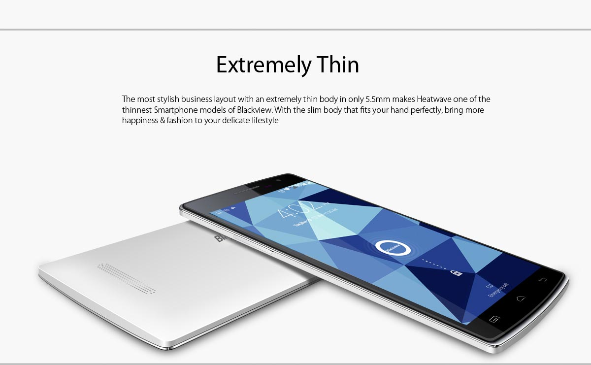 extremely thin