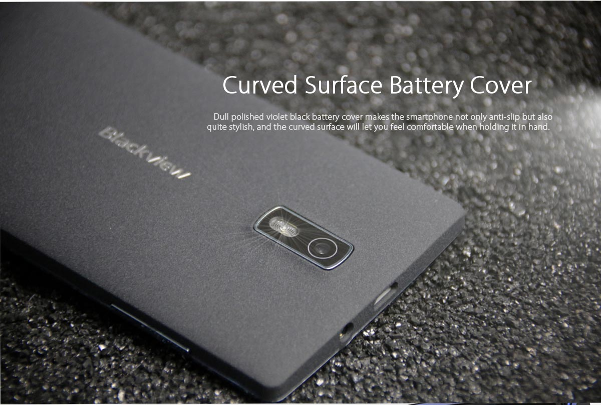 curved surface Батарея cover
