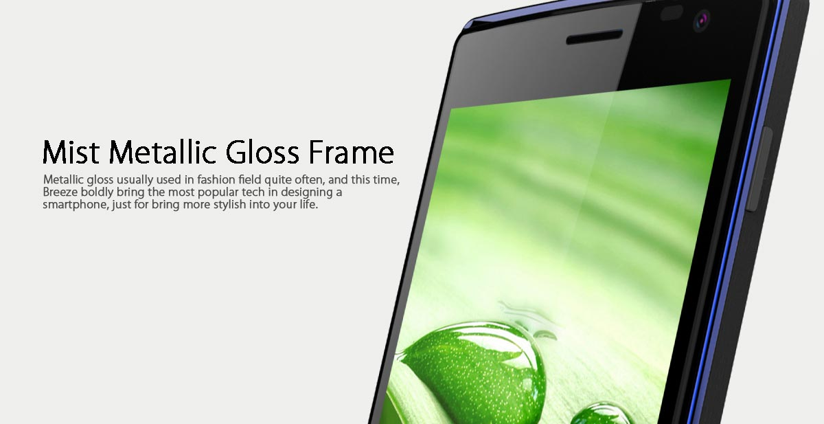 blackview breeze mist metallic glОСs frame
